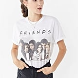 Urban Outfitters Friends Milkshake Crew-Neck Tee
