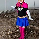 Superhero Anna