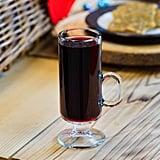 Gluhwein (Hot Spiced Wine) — Epcot
