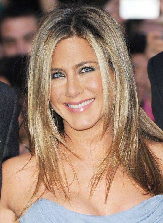 Jennifer Aniston Makeup Toronto Film Festival 2013 Popsugar Beauty