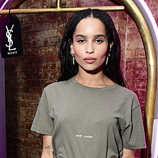 Zoe Kravitz Beauty Interview