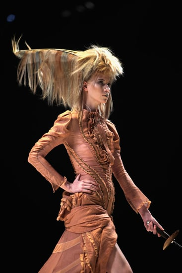 Crazy Hairstyles Reign at the Colour Trophy Final