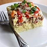 Breakfast: Overnight Breakfast Casserole