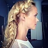 Intricate Side Braid