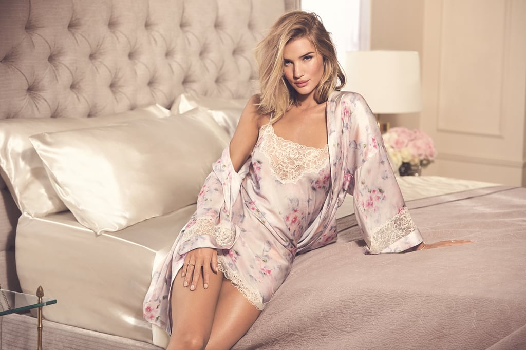 Rosie Huntington Whiteley Marks And Spencer Lingerie Shoot