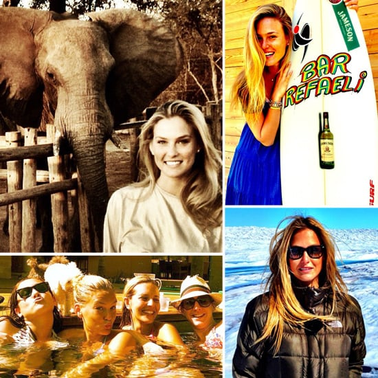 Bar Refaeli Shares Her Instagram Pics From Summer