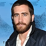 Jake Gyllenhaal was at a movie premiere in NYC.