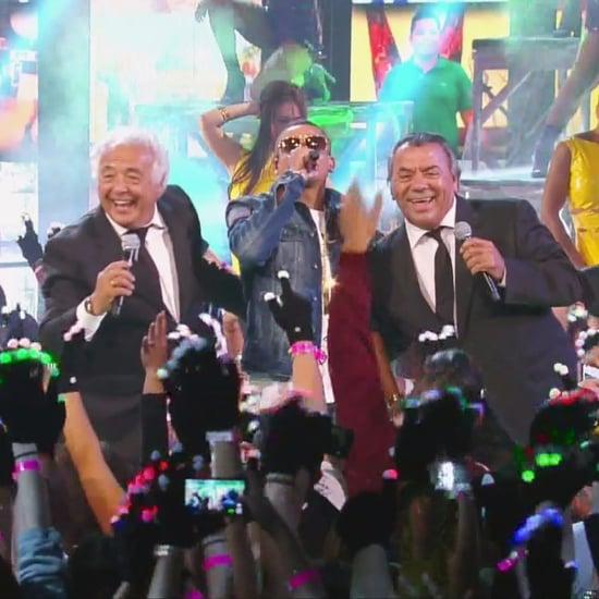 """La Macarena"" Performance at Premios Juventud 2016   Video"