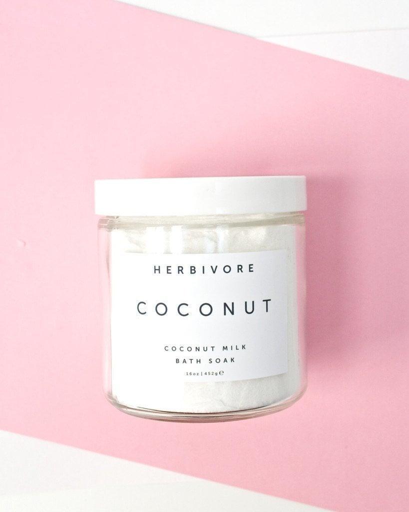 Herbivore Botanicals All Natural Coconut Milk Bath Soak
