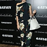 Miranda Kerr stepped out for a screening of The Great Gatsby in NYC.