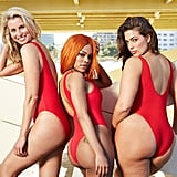 Swimsuits For All Baywatch Campaign