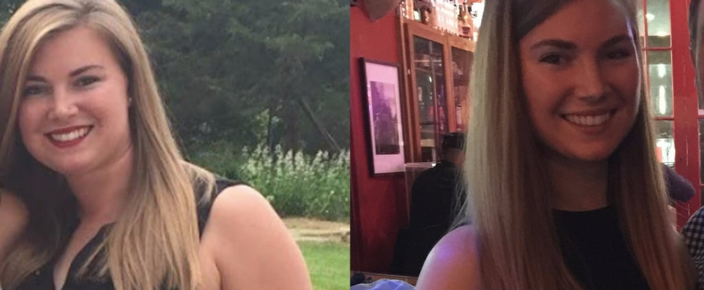 Here's Every Step Megan Took to Lose 37 Pounds