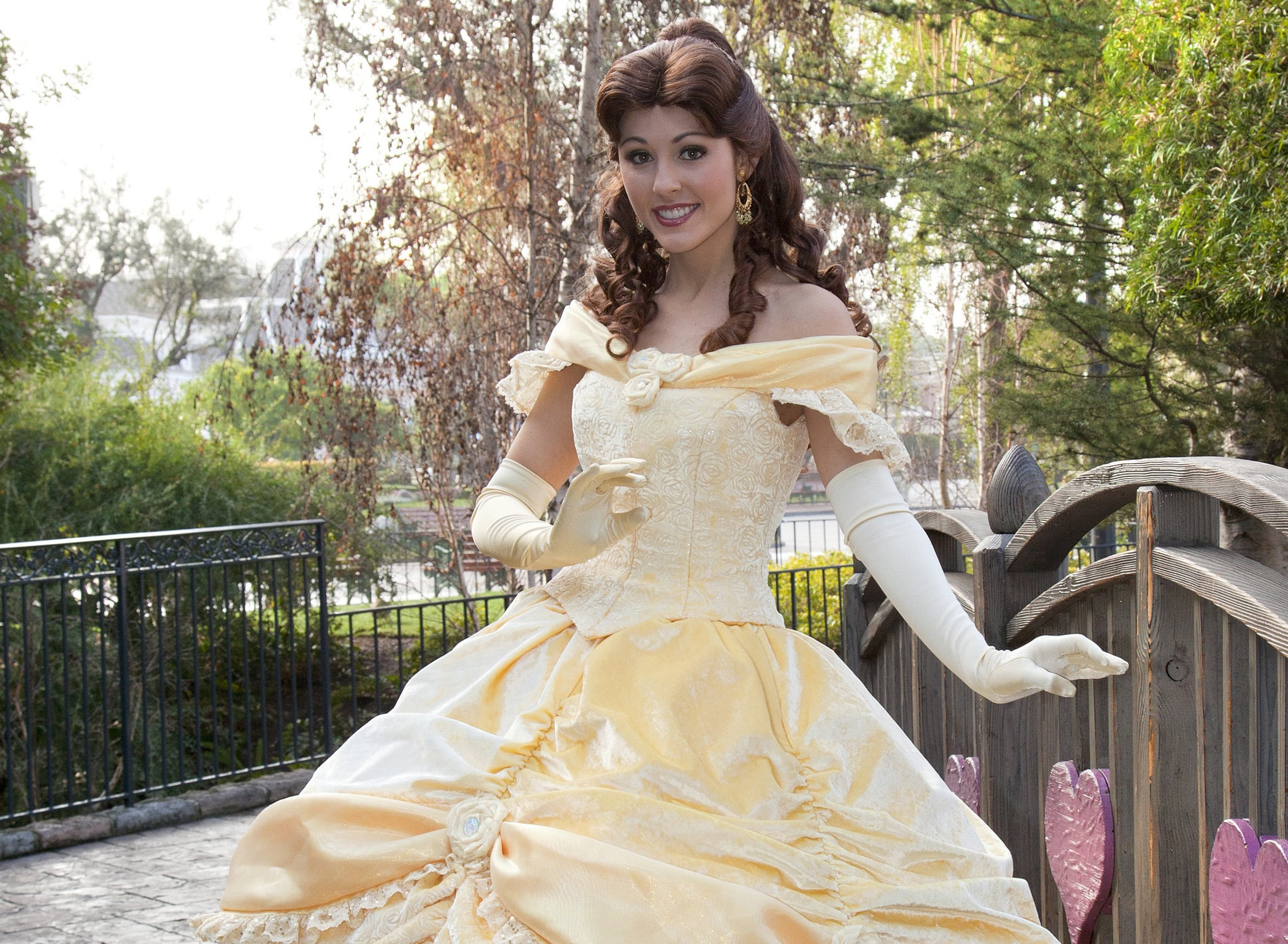 Beauty And The Beast Wedding Dress 13 New Share This Link