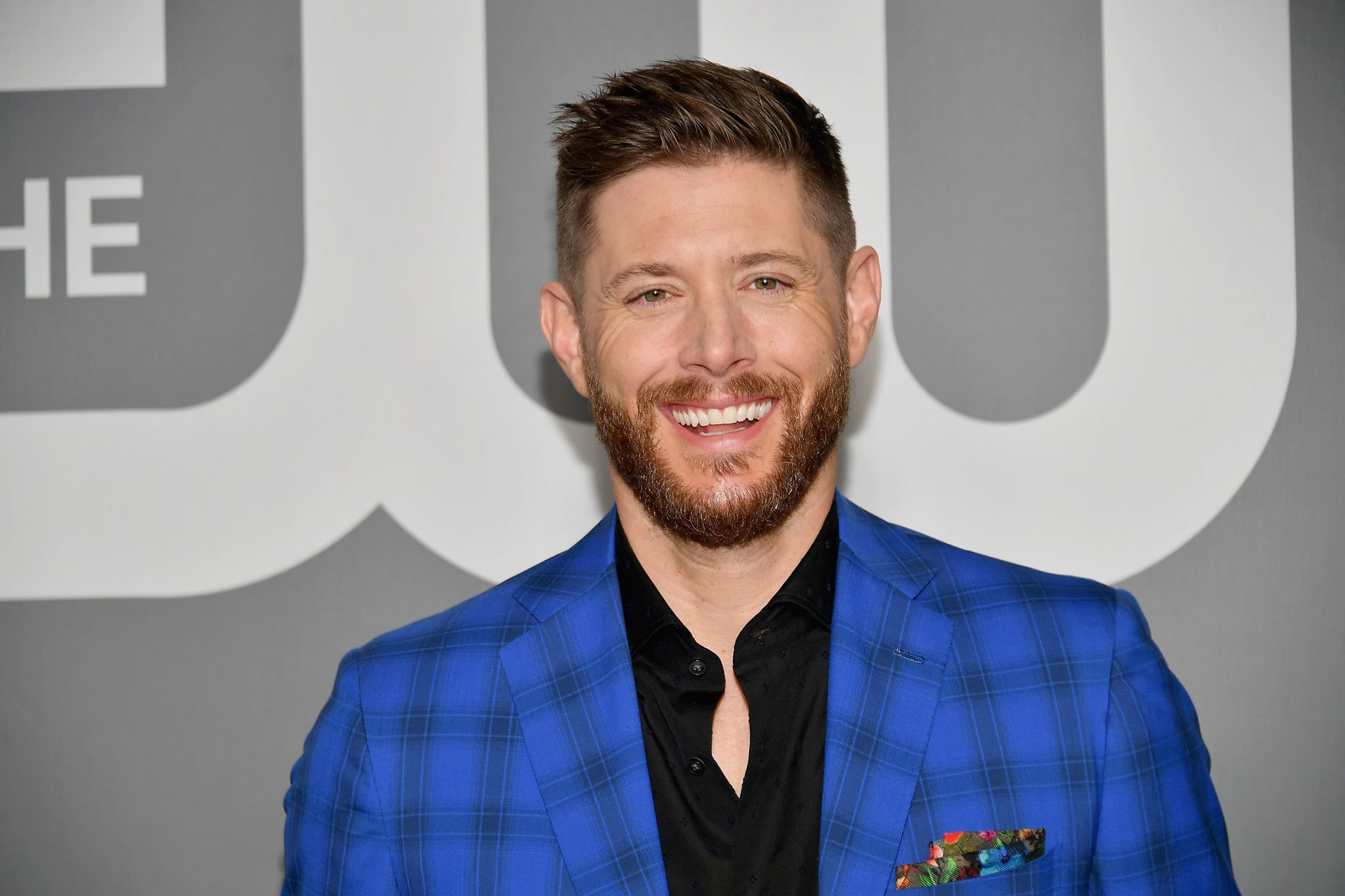 NEW YORK, NY - MAY 16:  Jensen Ackles attends the 2019 CW Network Upfront at New York City Centre on May 16, 2019 in New York City.  (Photo by Dia Dipasupil/Getty Images)