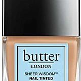 Butter London Nail Tinted Moisturizer in Sheer Wisdom