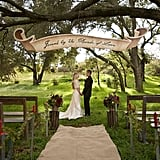 Princess Bride Ceremony Signage