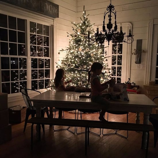 Joanna Gaines Christmas Tree Surprise to Her Kids