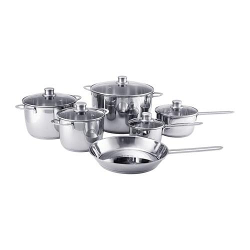 11-Piece Cookware Set