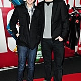 Photos of Aaron Johnson, Sam Taylor Wood and Christopher Mintz-Plasse at Kick-Ass Manchester Premiere