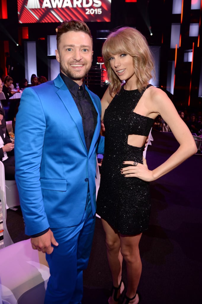 Justin Timberlake and Taylor Swift