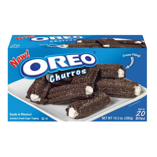 Where You Can Buy Oreo Churros