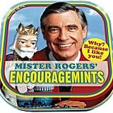 Mister Rogers EncourageMints Mints