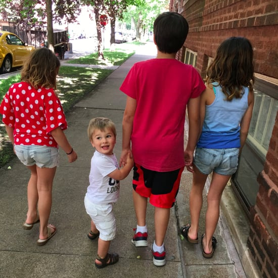 The Surprising Thing I Discovered When Strangers Thought I Had 4 Kids