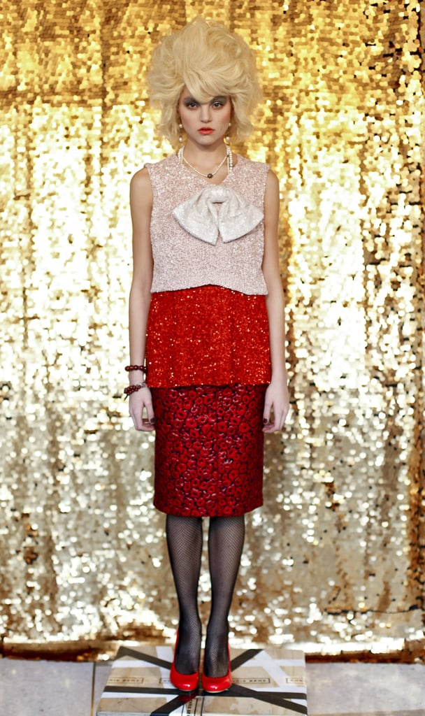 Chris Benz Runway 2012 Fall