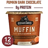 Kodiak Cakes Minute Muffins High Protein Snack, Pumpkin Dark Chocolate