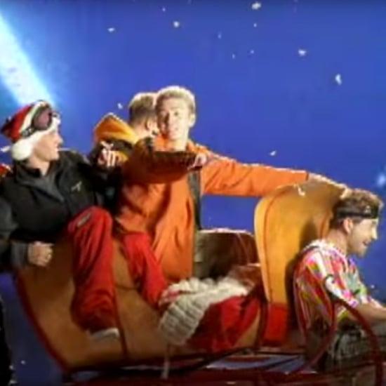 Boy Band Christmas Songs