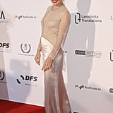 Sienna showed off a vintage, ethereal look for the UNESCO Charity Gala in 2010.
