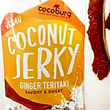 Cocoburg Vegan Coconut Jerky in Ginger Teriyaki