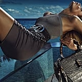 Gucci Campaign Favorite Natasha Poly Renews Contract with Brand for 2010