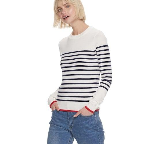 POPSUGAR Crewneck Sweater