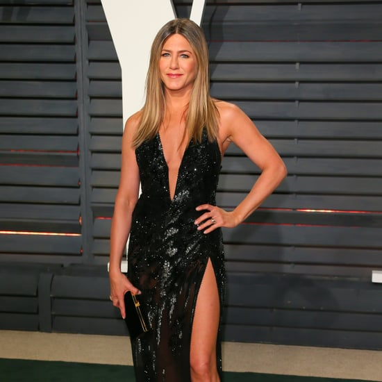 Jennifer Aniston's Sexiest Dresses