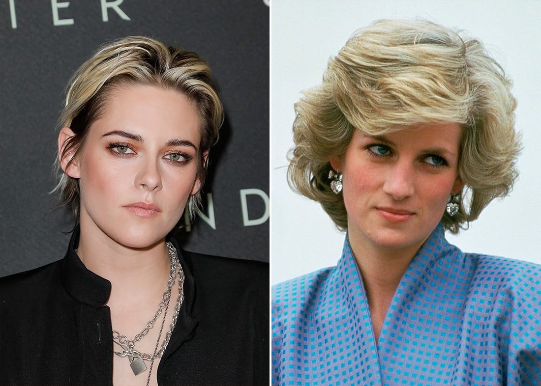 Kristen Stewart Cast as Princess Diana in Spencer Film | POPSUGAR Australia  Entertainment