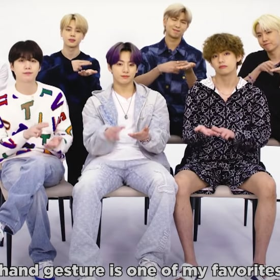 BTS Share New Hand Gestures in Hilarious Late Show Skit