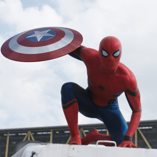 Spider-Man's Song in Captain America: Civil War
