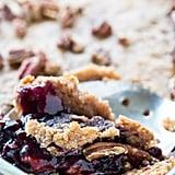 4-Ingredient Blueberry Cobbler Dump Cake