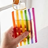 Rainbow Disposable Flask