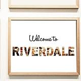 Riverdale Printable