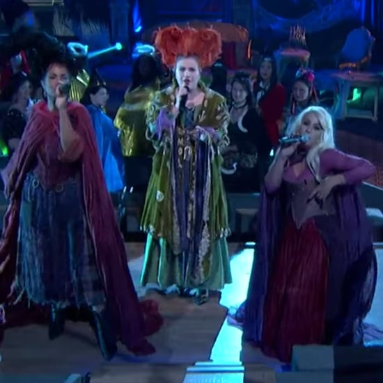 """Kelly Clarkson Sings """"I Put a Spell on You"""" From Hocus Pocus"""