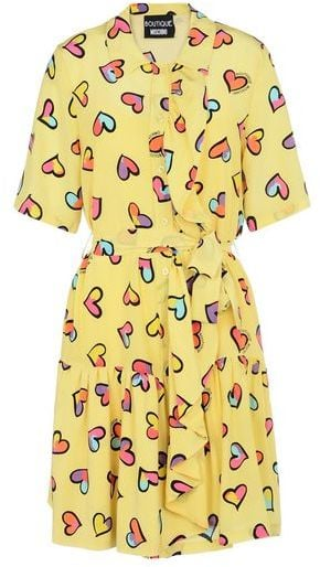 Moschino 3/4 Length Dress