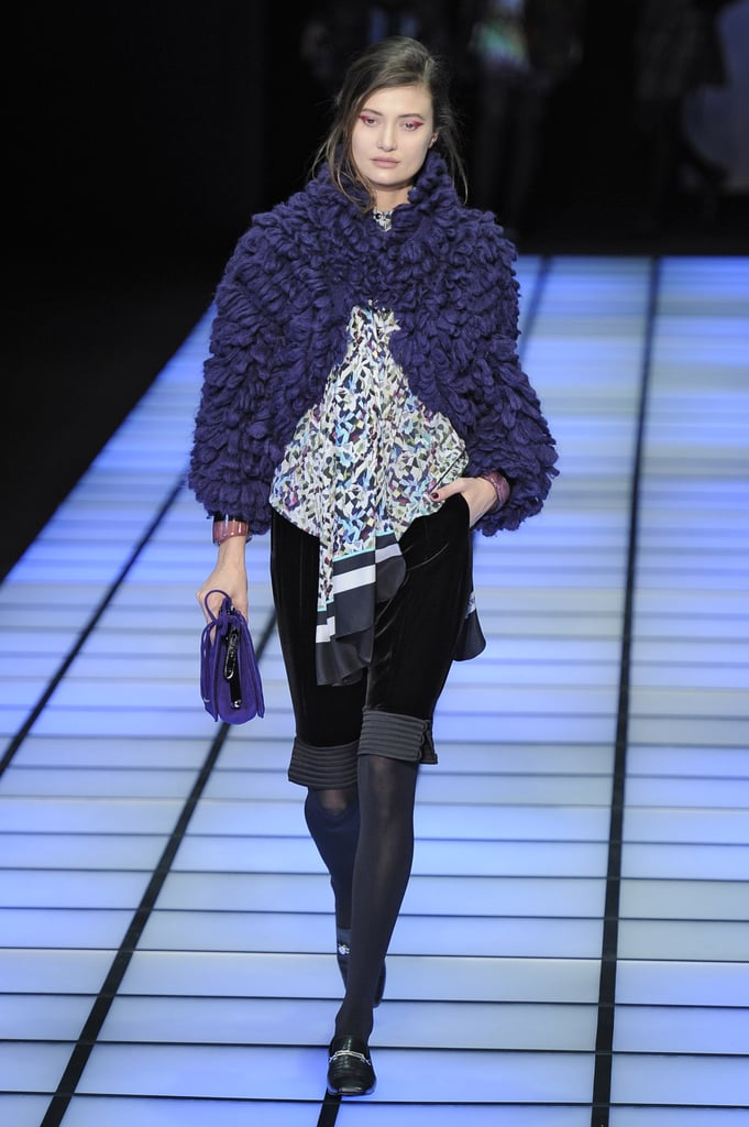 Review and Pictures of Emporio Armani Autumn Winter 2012 ...