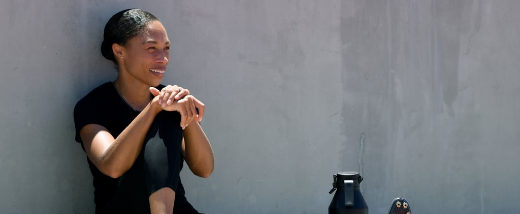 Allyson Felix's Favourite Workout Gear and Equipment