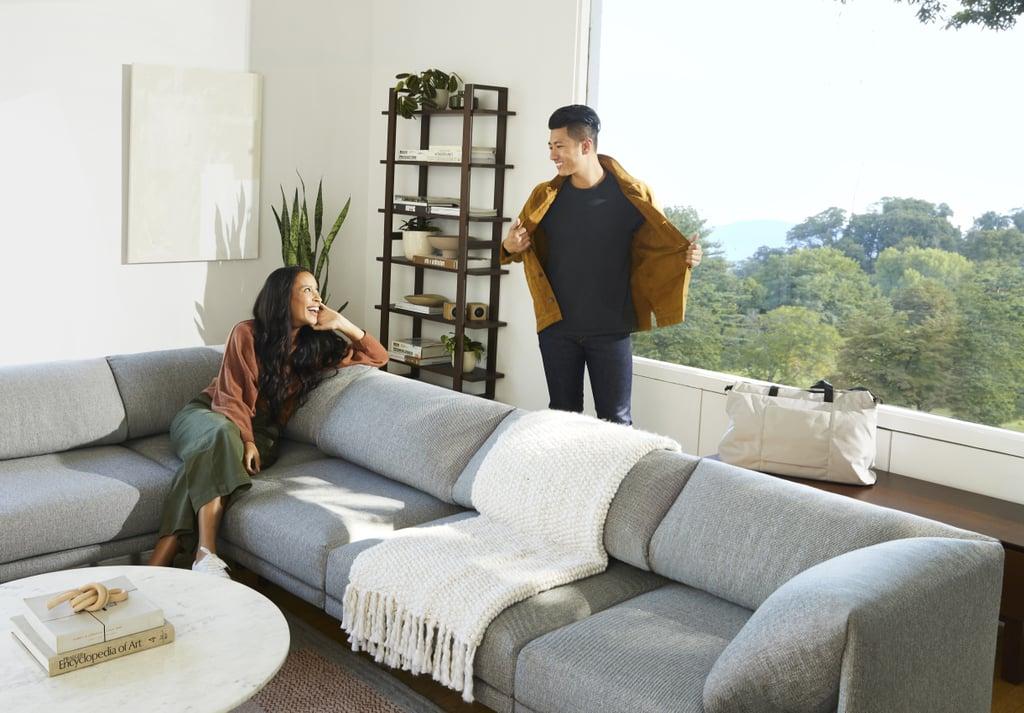 Burrow's New Modern Range Collection Sofas