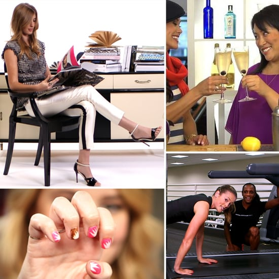 The Best of PopSugarTV, Dec. 17-Dec. 23, 2012