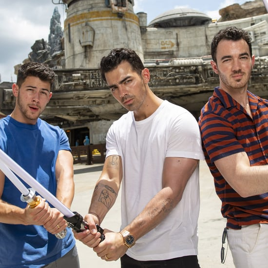 Jonas Brothers at Disney World August 2019 Pictures