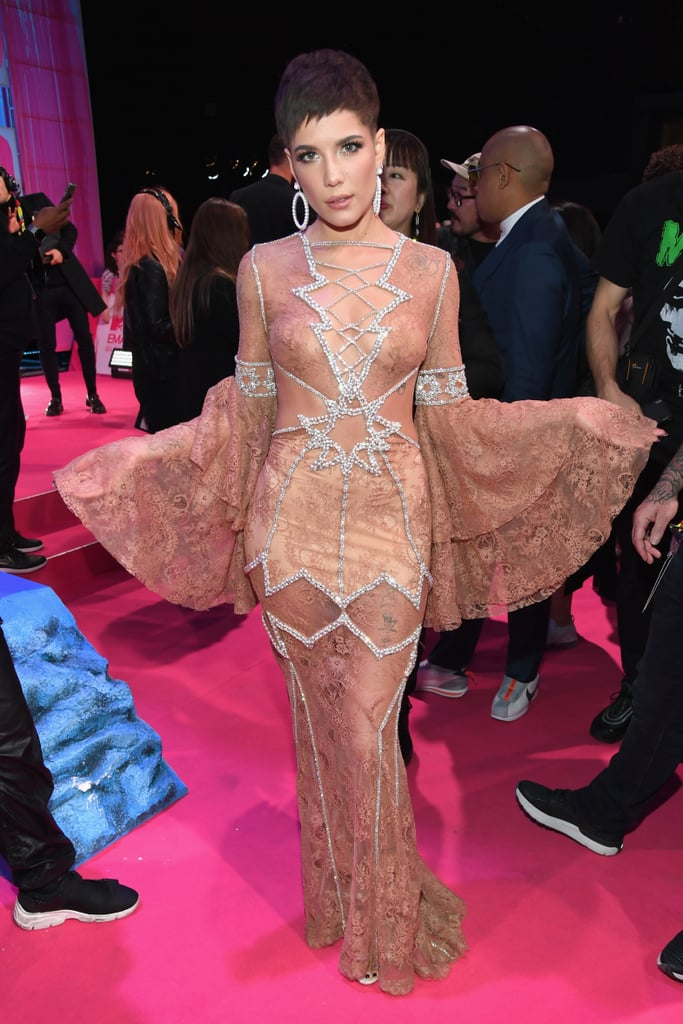 17 Pictures of Halsey Looking Like a Badass Modern-Day Princess