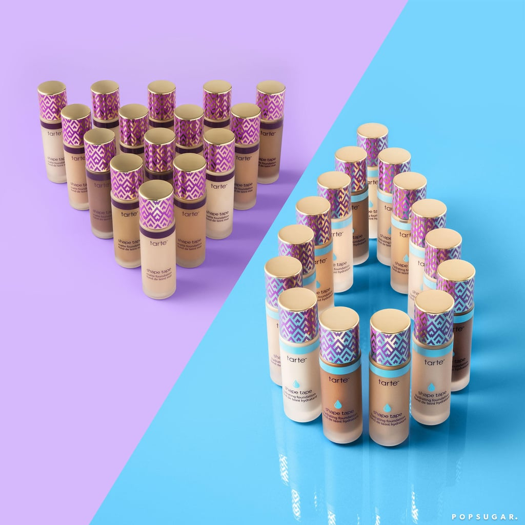 Tarte Shape Tape Foundation in Matte and Hydrating